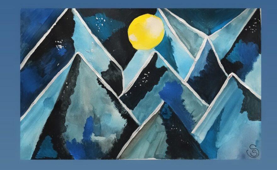 Serena Saia - Piramide Blu Notte